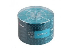 Диск Intro DVD-R 4.7Gb 16x, Shrink (50)